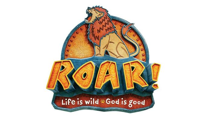 Roar Vacation Bible School logo image