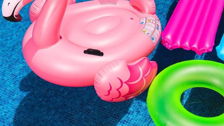 Jr High Pool Party logo image
