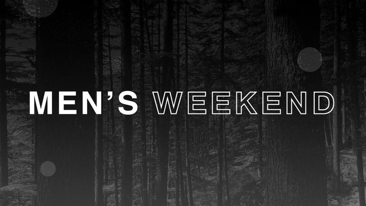 Men's Weekend logo image