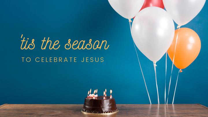 Birthday Party For Jesus logo image