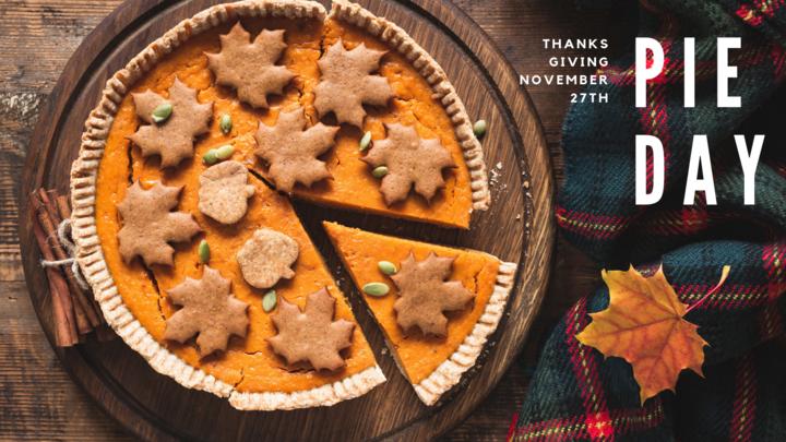 Family Pie Day logo image