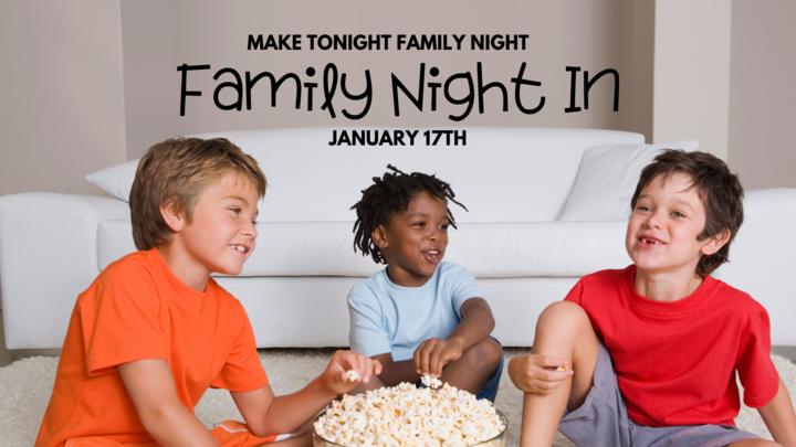 Family Night In logo image
