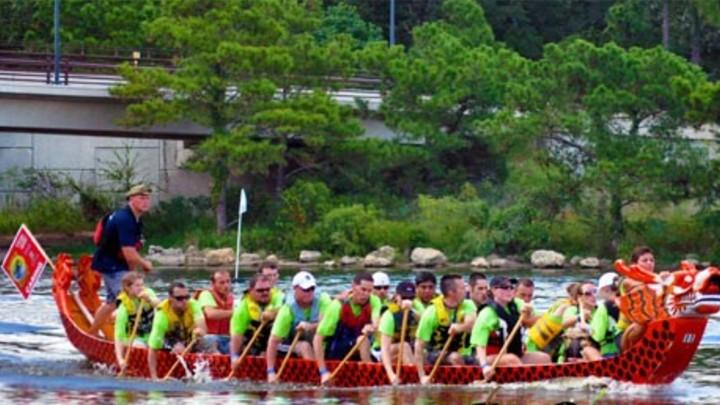 Competencia Dragon Boat  logo image