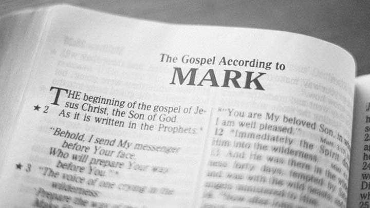 "Women's Bible Study ""The Gospel of Mark""  logo image"