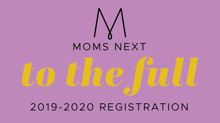 MOMS Next Registration logo image