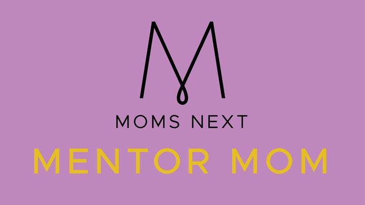 MOMS Next Mentor Mom logo image