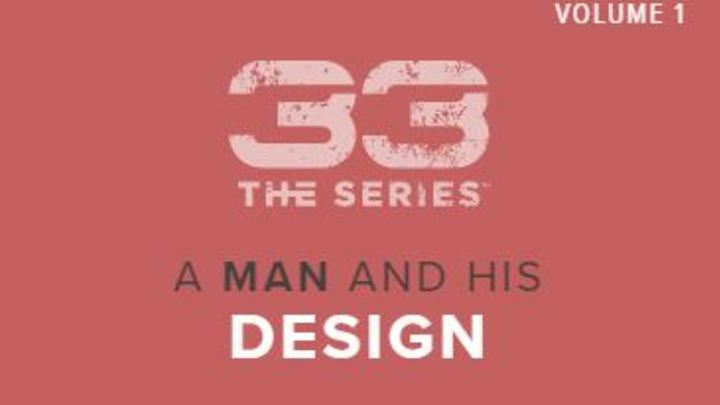 Men's Ministry | 33 The Series  logo image