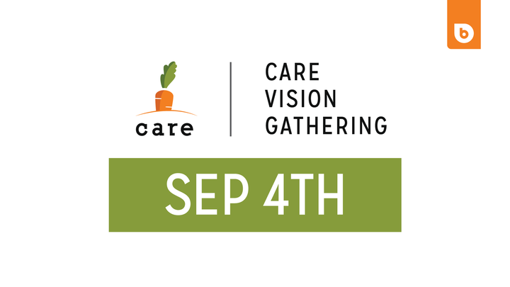 Care Vision Gathering | Children's Ministry logo image