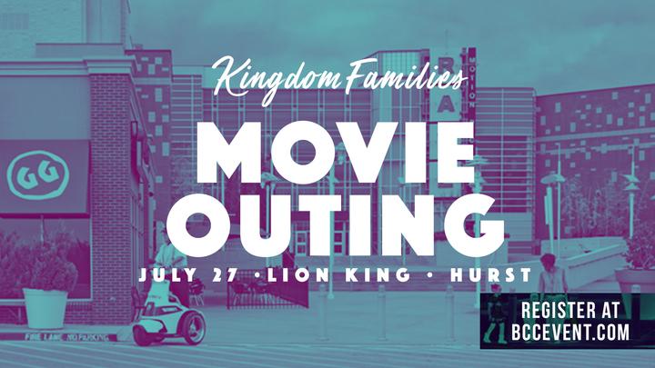 Kingdom Families (Single Moms) to The Lion King logo image