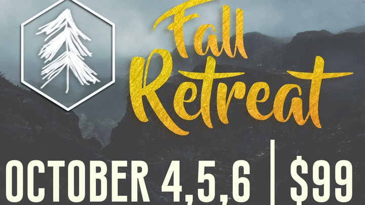 YOUTH | Fall Retreat logo image