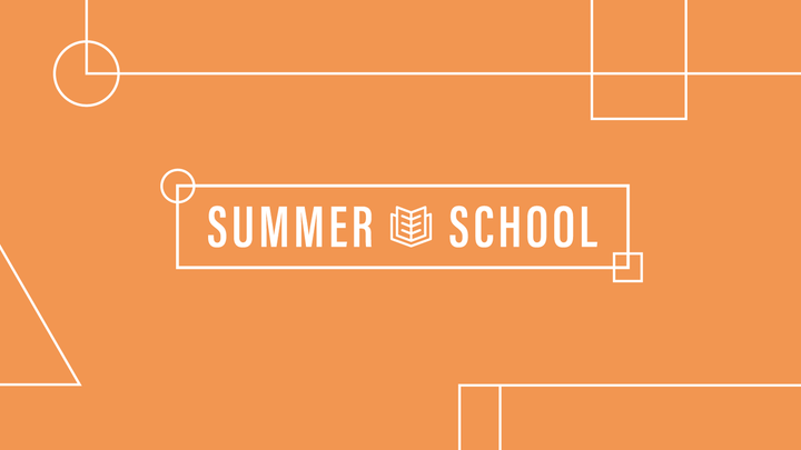 Summer School: Marriage logo image
