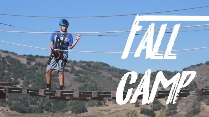 Junior High | Fall Camp logo image