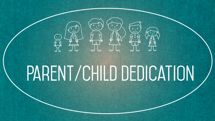 Parent Child Dedication logo image