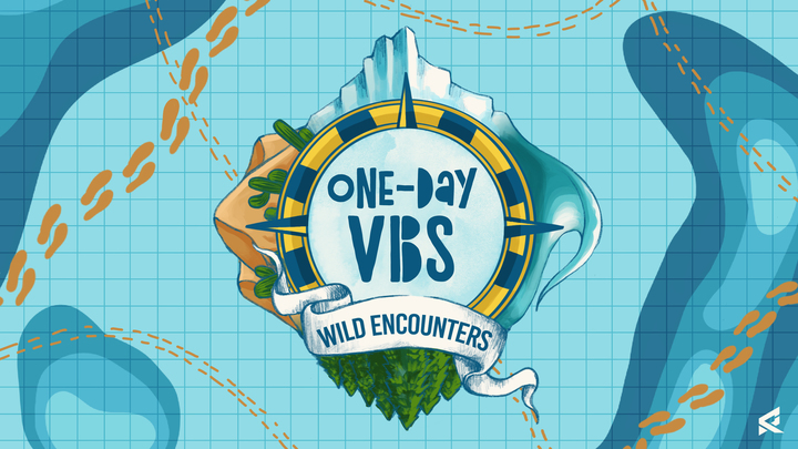 ONE-DAY VBS logo image