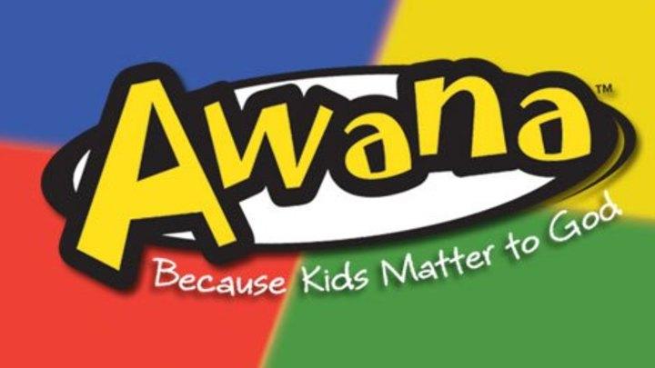 2019/2020 Awana Clubber Registration logo image