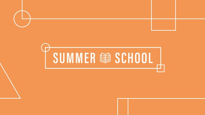 Summer School: Money logo image