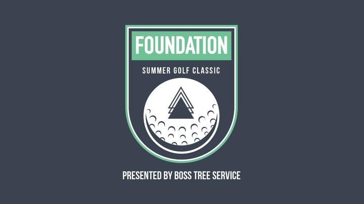 Foundation Summer Golf Classic -  Sponsor Registration logo image
