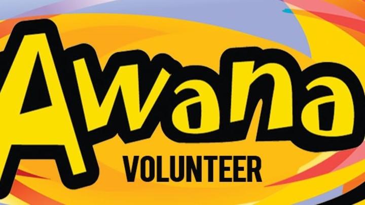 Awana Volunteers 2019/2020 logo image