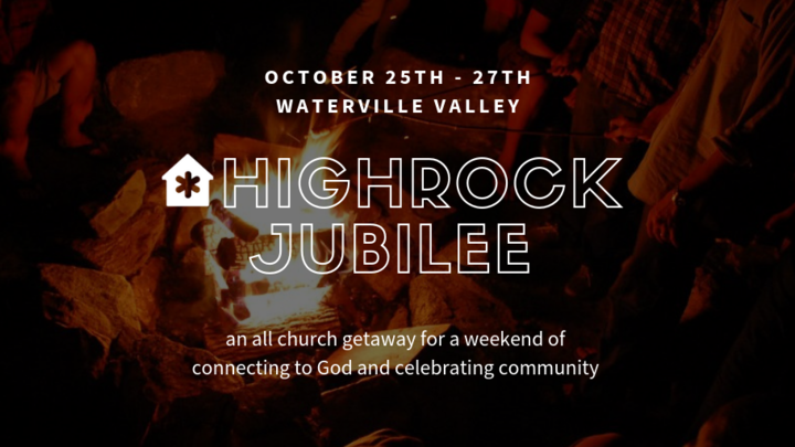 Welcome to the Highrock Jubilee! logo image