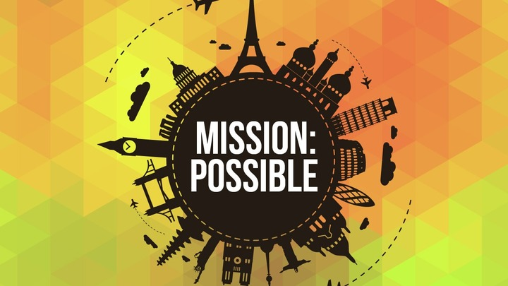 Mission Possible: God's Mission For the World VBS logo image