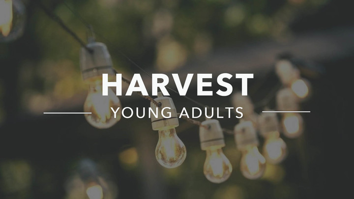 Harvest Young Adults logo image