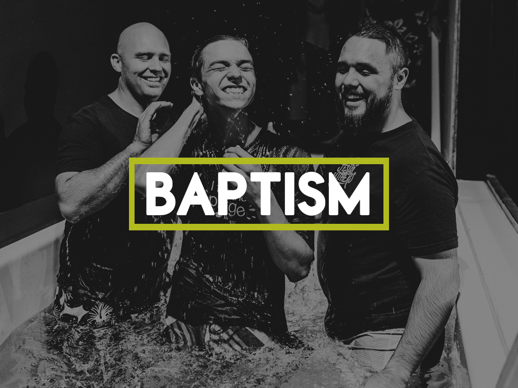 Baptism pco template