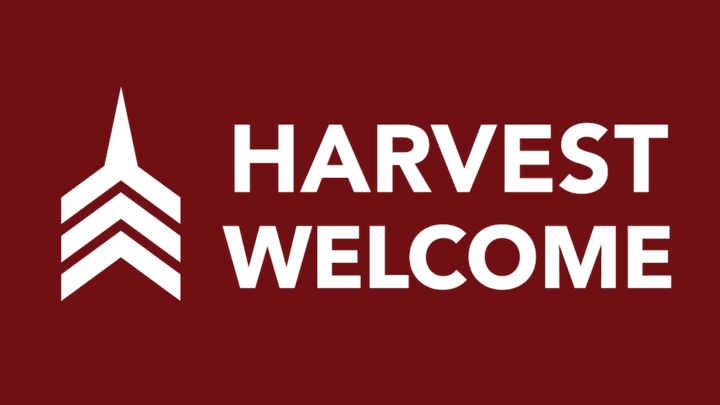 Harvest Welcome Sept 15, 2019 logo image