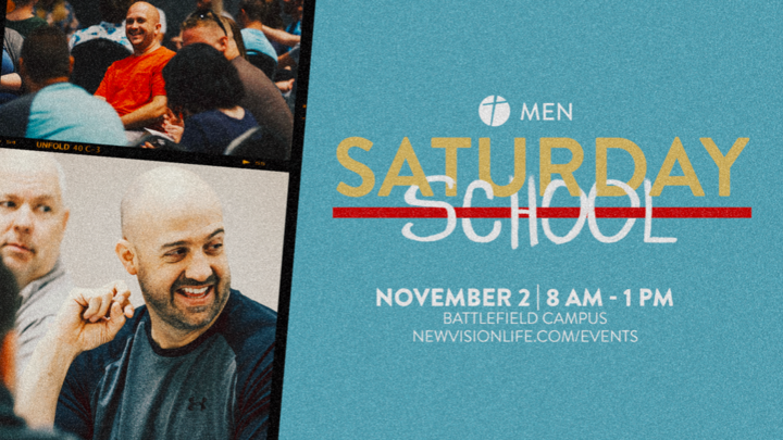 Mens Saturday School logo image