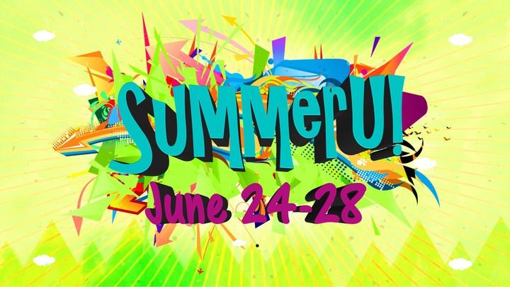 SummerU! logo image