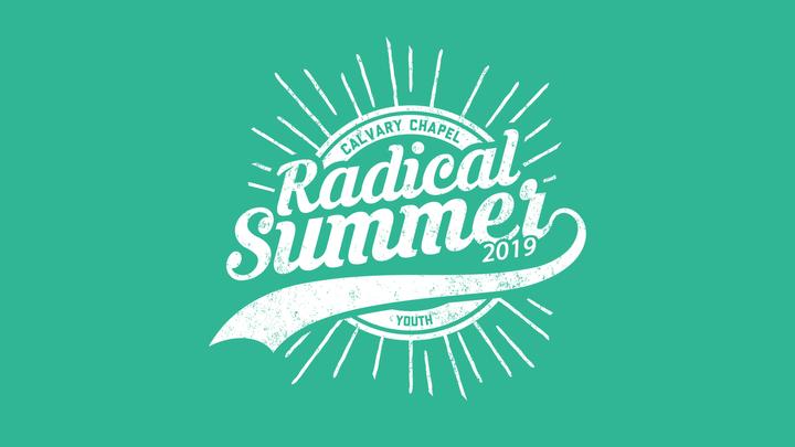 Radical Summer 2019 logo image