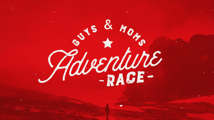 Guys & Moms' Adventure Race (Kth-4th) at FAM Day at the Lake. logo image