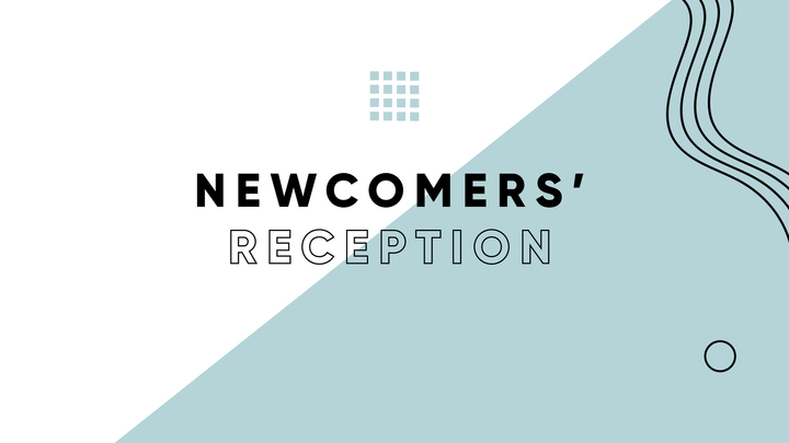 Newcomers' Reception / Bakersfield logo image