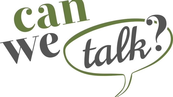 Can We Talk? logo image