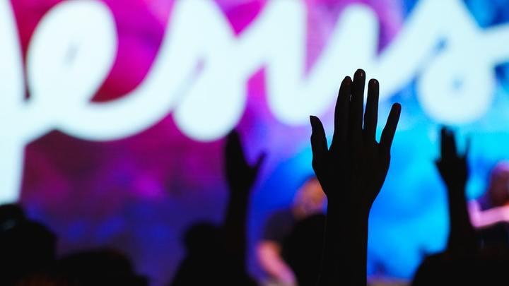 Worship Ministry Retreat logo image