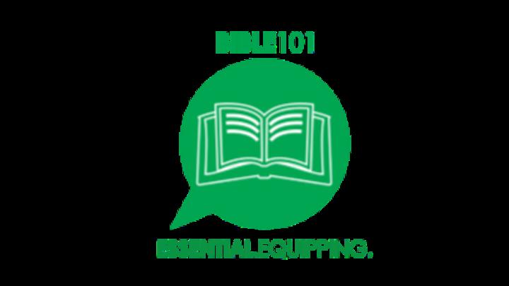 Bible 101: The Gospel of John logo image