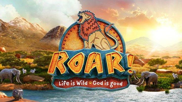 Roar VBS  logo image