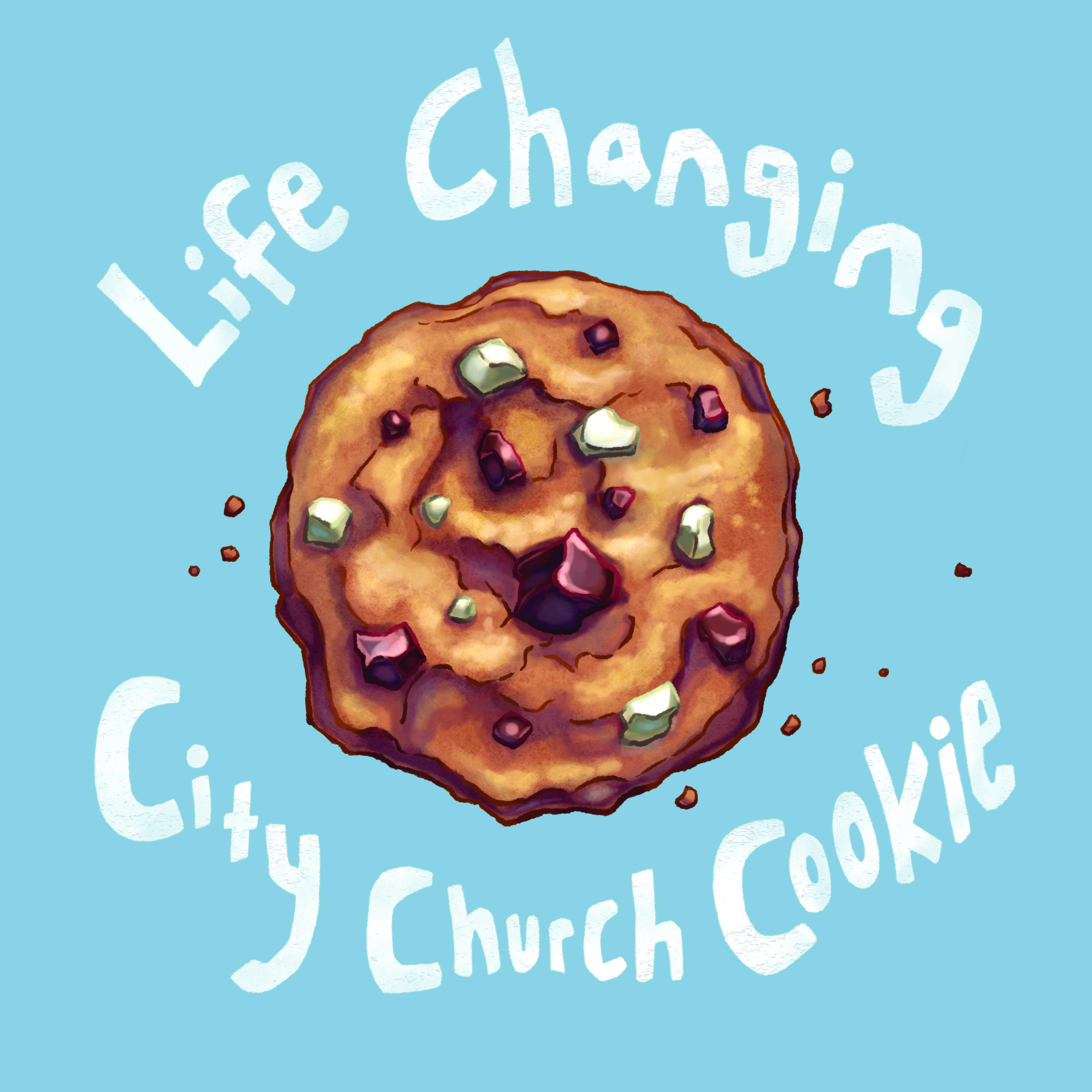 Citychurch  cookieprint