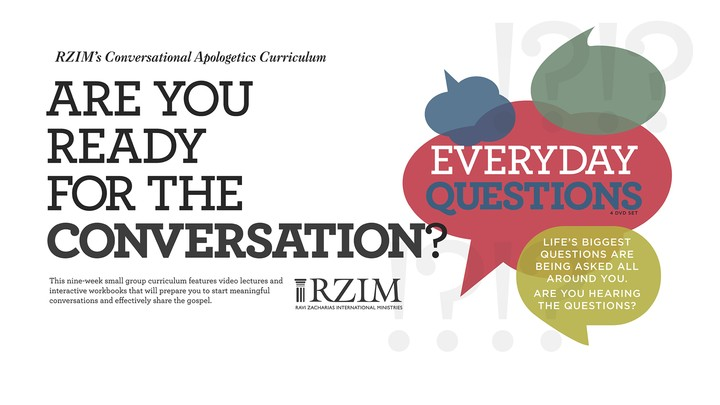 Student Ministry Evangelism Training - Everyday Questions logo image
