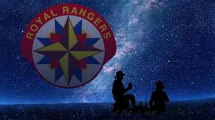 Rangers Father-Son Campout logo image