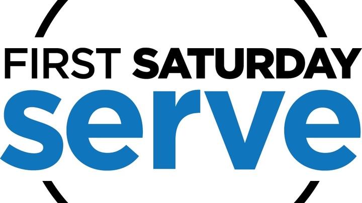 1st Saturday Serve - June logo image