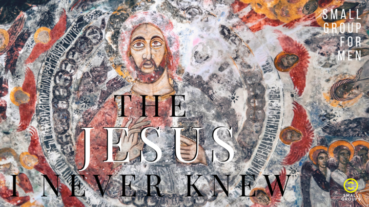 The Jesus I Never Knew - Small Group for Men logo image