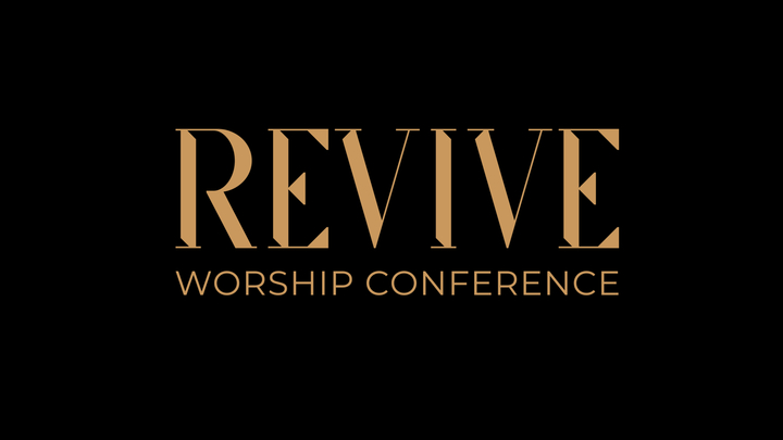 'REVIVE' WORSHIP CONFERENCE logo image