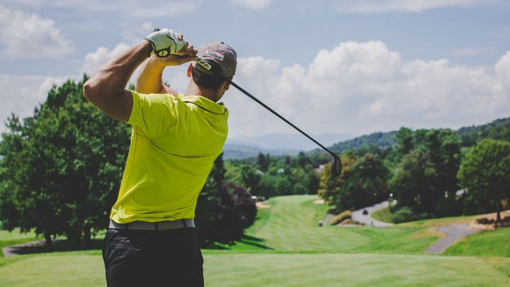 Men's Golf w/Pastor Gary logo image