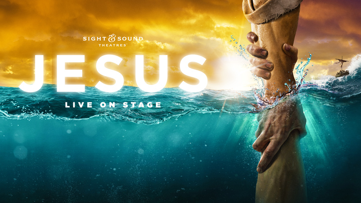 JESUS | Live on Stage // SOLD OUT logo image