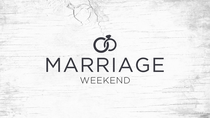 Marriage Weekend featuring Gary Thomas   logo image
