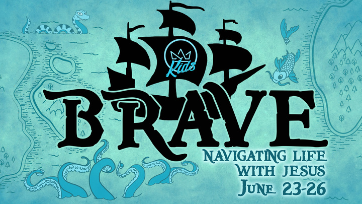 BRAVE logo image