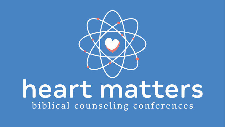 Heart Matters Biblical Counseling Conference logo image