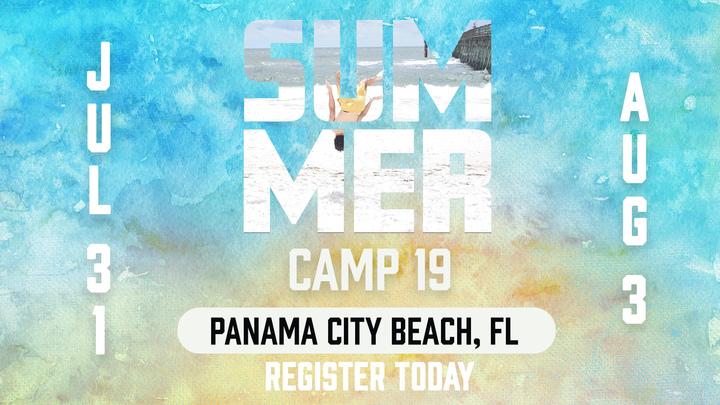 Ignite Summer Camp 19 logo image