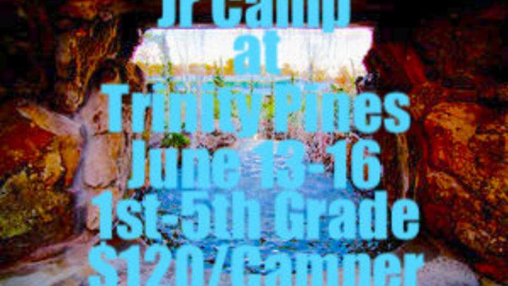 Jr Camp at Trinity Pines logo image