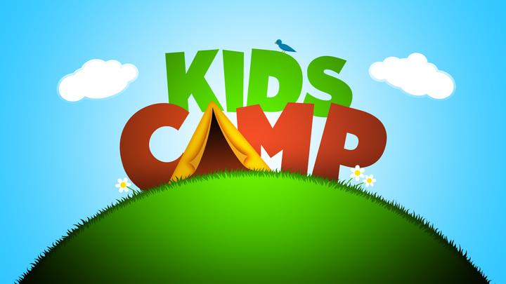 Power Up Kids Camp logo image